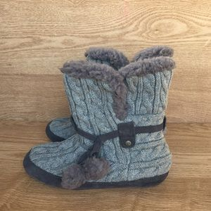 Bearpaw Trista knitted Boot Slippers